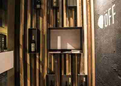 Arredamento Wine Bar Off