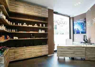 Arredamento per centro estetico: Nuage Beauty Academy
