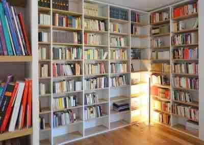 COD.PRV0017 Libreria in legno su misura