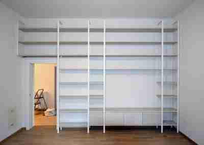 Libreria ferro e legno COD. PRV0024